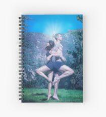 Anima/Animus Spiral Notebook