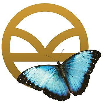 Kingsman - Butterfly by Seventhsea