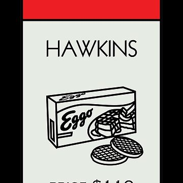 Hawkins Property Card by huckblade