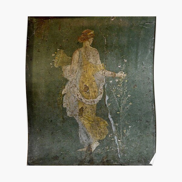 Spring Pompeii Poster