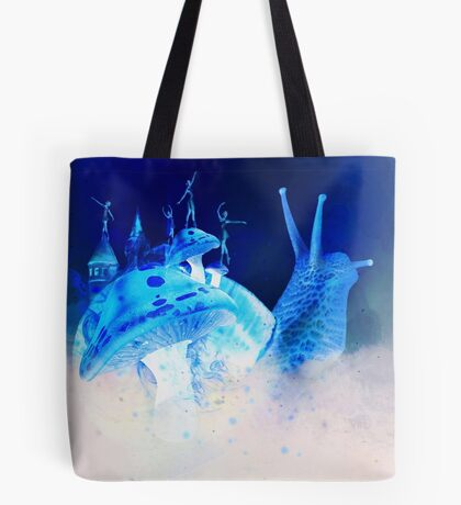 Inverted—Snailed It! Tote Bag