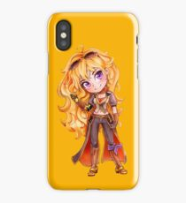 Yang Xiao Long Chibi iPhone Case/Skin
