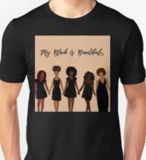 My Black is Beautiful Unisex T-Shirt
