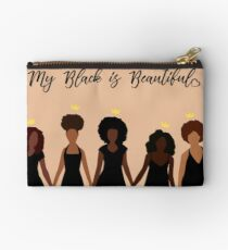 My Black is Beautiful Studio Pouch