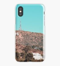 Hollywood Sign- Hollywood California iPhone Case/Skin