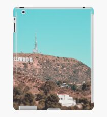 Hollywood Sign- Hollywood California iPad Case/Skin