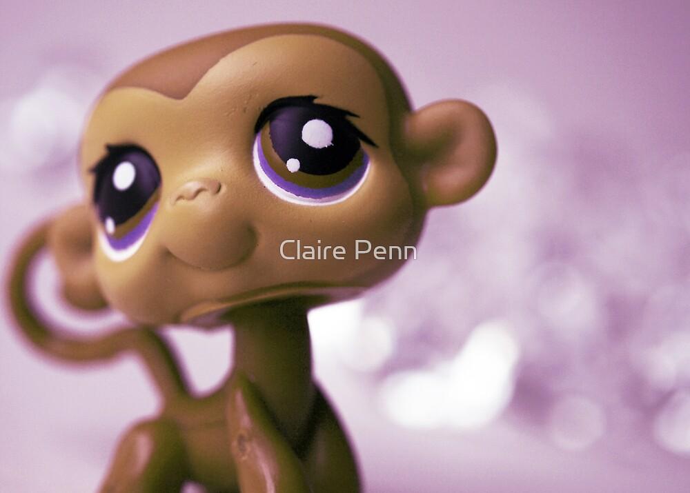 Monkeh Love by Claire Penn