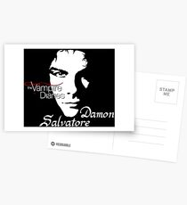 DAMON Postcards