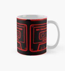 heykidsGOML Cassette Tape Logo Mug