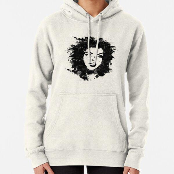 Lauryn Hill (monochrome) Pullover Hoodie
