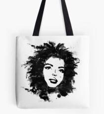 Lauryn Hill (monochrome) Tote Bag