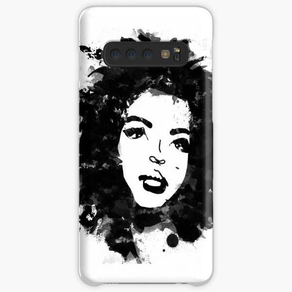 Lauryn Hill (monochrome) Samsung Galaxy Snap Case
