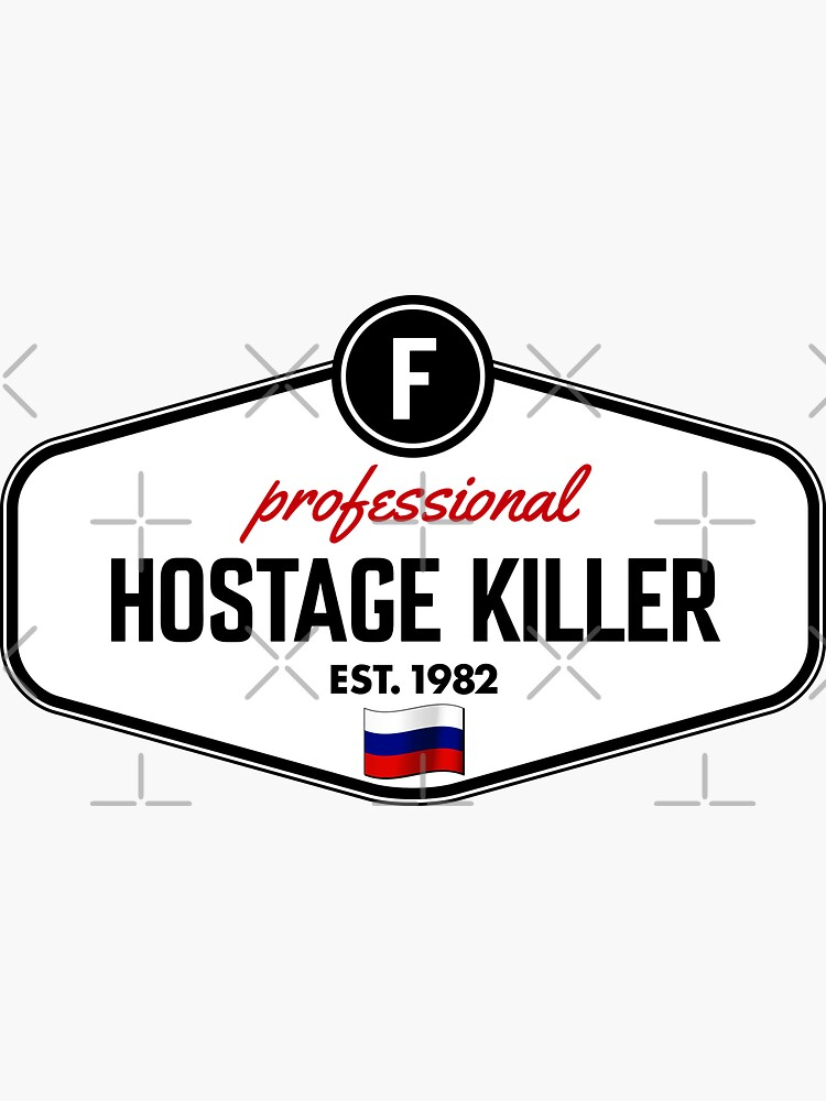 Hostage Killer [Rx-RB] by RoufXis