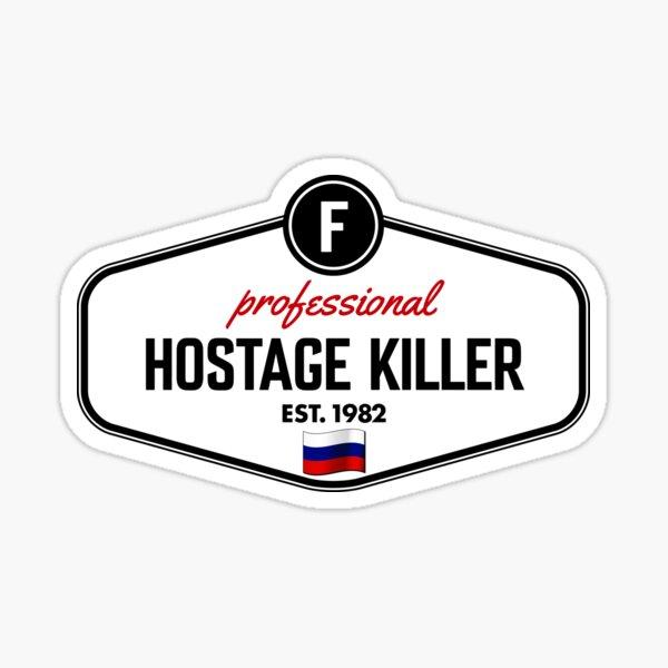 Hostage Killer [Rx-RB] Sticker