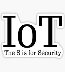 IoT Security Sticker