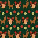 Tis the Season Pattern by thekohakudragon