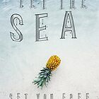 Let the Sea Set You Free by Laura-Lise Wong