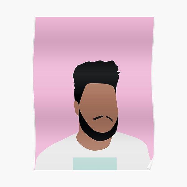 Khalid Vector Art Poster