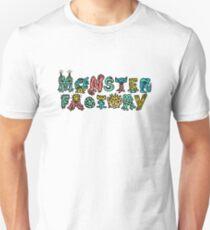 Monster Factory Logo Unisex T-Shirt