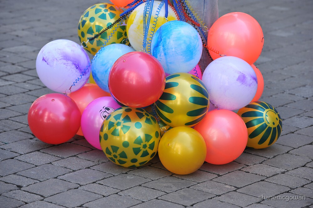Baloons by shanemcgowan