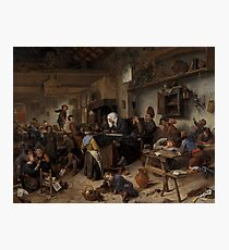 A School for Boys and Girls Jan Steen Photographic Print