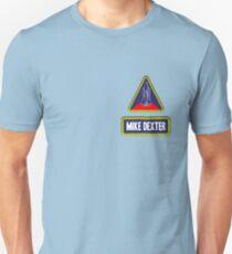 Astronaut Mike Dexter Slim Fit T-Shirt