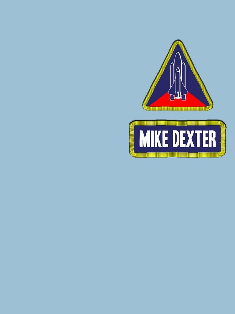 Astronaut Mike Dexter by brianftang