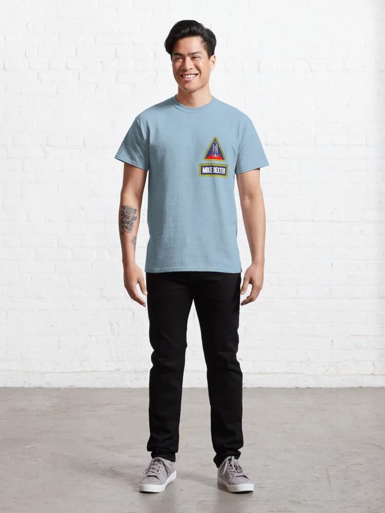 Alternate view of Astronaut Mike Dexter Classic T-Shirt