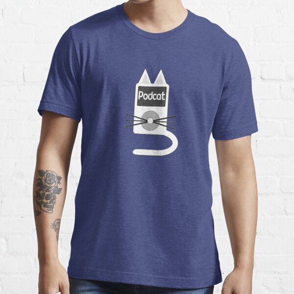 Podcats Essential T-Shirt