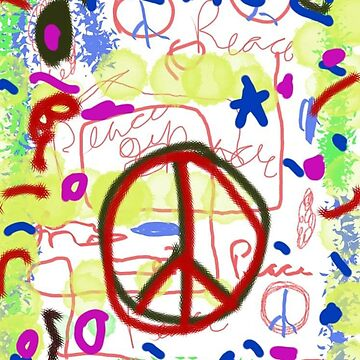Galaxy Peace by Albert