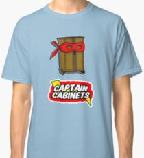 Captain Cabinets Classic T-Shirt