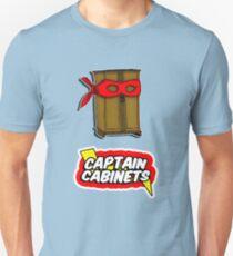 Captain Cabinets Unisex T-Shirt