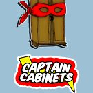 Captain Cabinets by Brian Edwards