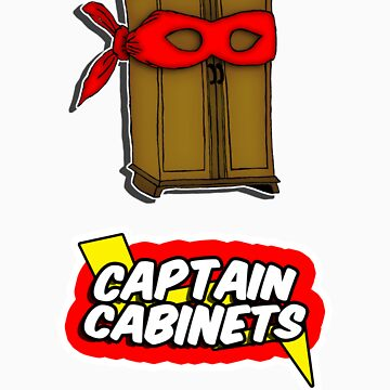 Captain Cabinets by brianftang