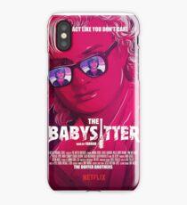STRANGER THINGS / STEVE & DUSTIN/ THE BABY SITTER  iPhone Case