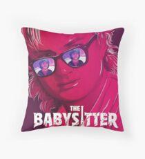 STRANGER THINGS / STEVE & DUSTIN/ THE BABY SITTER  Throw Pillow