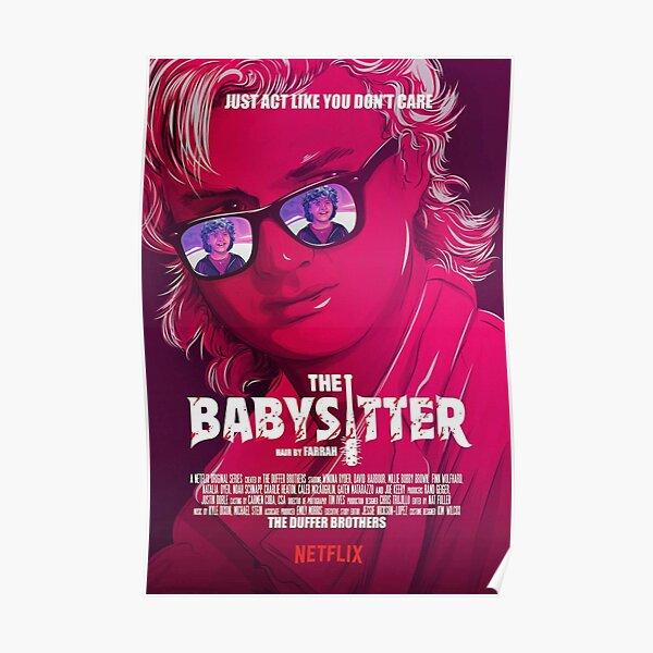 COSAS EXTRAÑAS / STEVE & DUSTIN / THE BABY SITTER Póster