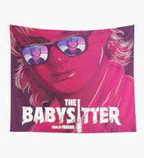 STRANGER THINGS / STEVE & DUSTIN/ THE BABY SITTER  Wall Tapestry