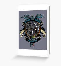 Dragon Academy II Greeting Card