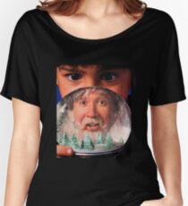 The Santa Clause snow globe Women's Relaxed Fit T-Shirt