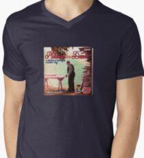 Pleasures of the Dance: a collection of Norwegian Carpenter Songs Men's V-Neck T-Shirt