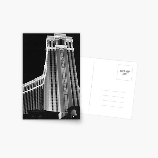 Venetian Casino  Postcard