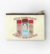 Stranger Things: Steve Harrington's Hair Routine  Studio Pouch
