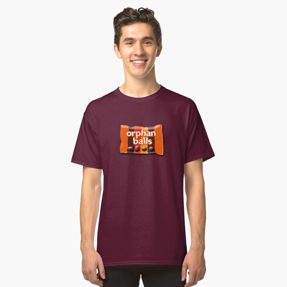 Orphan Balls Classic T-Shirt