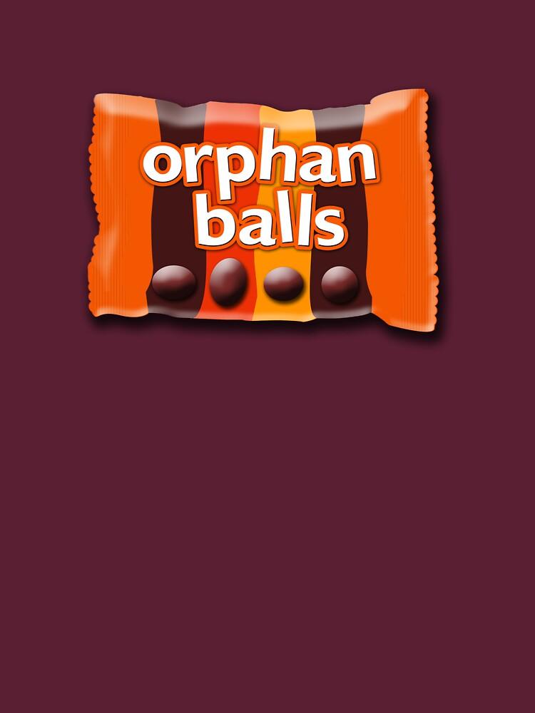 Orphan Balls by brianftang