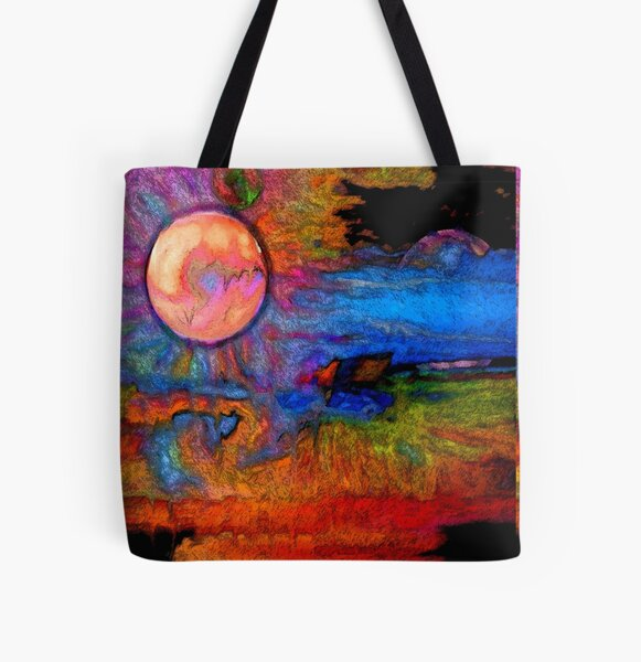 A moment of conception All Over Print Tote Bag