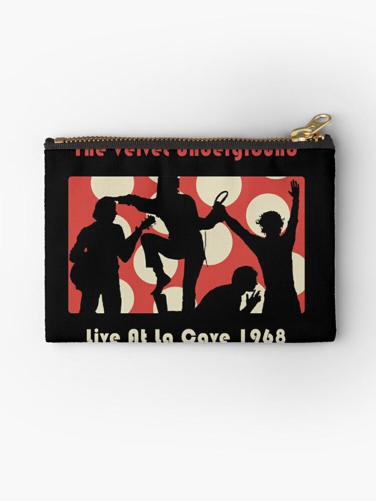 Bolsos de mano «Velvet Underground La Cave Shirt» de RatRock  ed59c7373f5