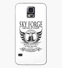 SkyForge - Where Legends Are Born In Steel Case/Skin for Samsung Galaxy