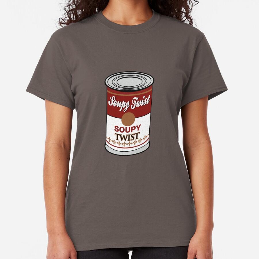 Soupy Twist Classic T-Shirt