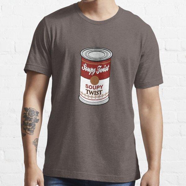 Soupy Twist Essential T-Shirt